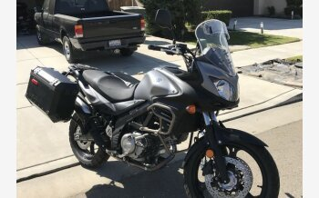 2015 Suzuki V-Strom 650 for sale 200505560