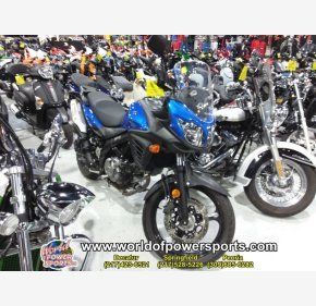 2015 Suzuki V-Strom 650 for sale 200737563