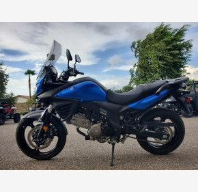 2015 Suzuki V-Strom 650 for sale 200808362