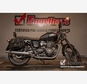 2015 Triumph Bonneville 900 T-100 for sale 200670606
