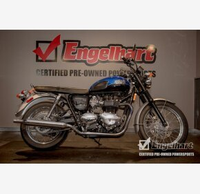 2015 Triumph Bonneville 900 T-100 for sale 200718082