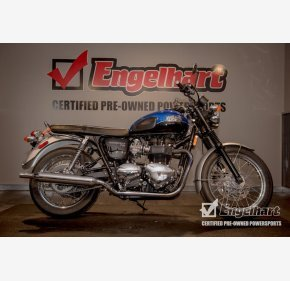 2015 Triumph Bonneville 900 T-100 for sale 200718119