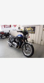2015 Triumph Bonneville 900 T-100 for sale 200980325