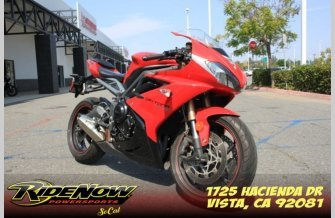 2015 Triumph Daytona 675 for sale 200973960