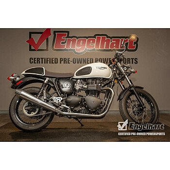 2015 Triumph Thruxton for sale 200686175