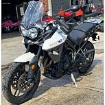 2015 Triumph Tiger 800 XRX for sale 200793533