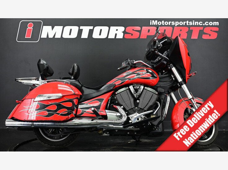 2015 Victory Cross Country for sale near Elmhurst ...