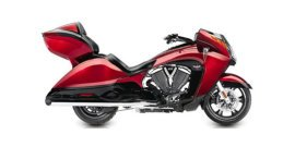2015 Victory Vision Tour specifications