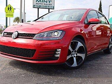 2015 Volkswagen GTI for sale 101483279