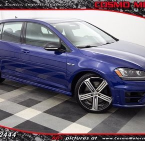 2015 Volkswagen Golf R for sale 101372879