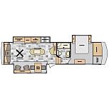 2015 Winnebago Destination for sale 300225701