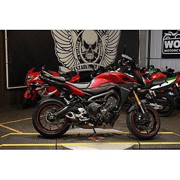 2015 Yamaha FJ-09 for sale 200811249