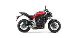 2015 Yamaha FZ-07 07 specifications