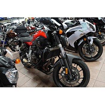 2015 Yamaha FZ-07 for sale 200665954