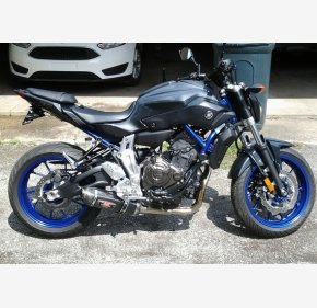 2019 Yamaha Mt 09 Cycle World