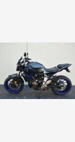 2015 Yamaha FZ-07 for sale 200613794