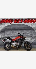 2015 Yamaha FZ-07 for sale 200673210