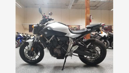 2015 Yamaha FZ-07 for sale 200692184