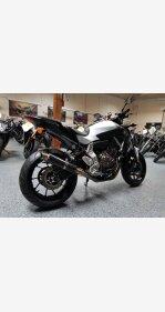 2015 Yamaha FZ-07 for sale 200707117