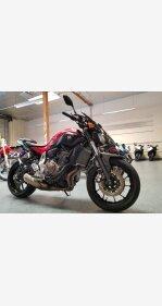 2015 Yamaha FZ-07 for sale 200707135