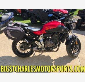2015 Yamaha FZ-07 for sale 200730583