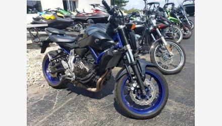 2015 Yamaha FZ-07 for sale 200786775