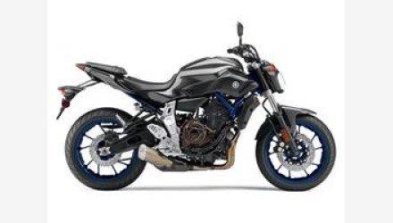 2015 Yamaha FZ-07 for sale 200790501
