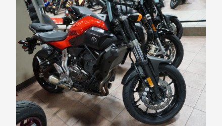 Yamaha FZ-07 Motorcycles for Sale - Motorcycles on Autotrader