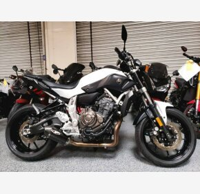 Yamaha Fz 07 Motorcycles For Sale Motorcycles On Autotrader