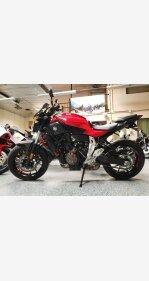2015 Yamaha FZ-07 for sale 200813833