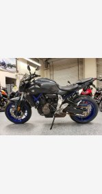 2015 Yamaha FZ-07 for sale 200886891