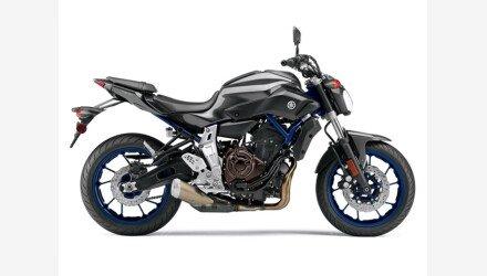 2015 Yamaha FZ-07 for sale 200890345