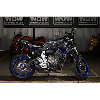 2015 Yamaha FZ-07 for sale 201069446
