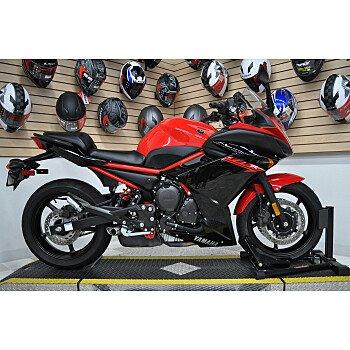 2015 Yamaha FZ6R for sale 200708267