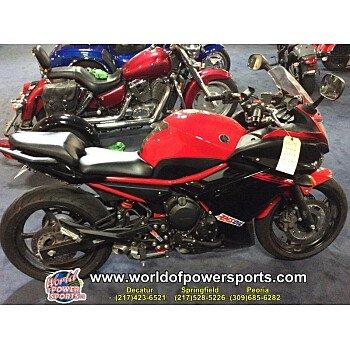 2015 Yamaha FZ6R for sale 200799711