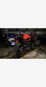 2015 Yamaha FZ6R for sale 201044885