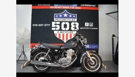 2015 Yamaha SR400 for sale 200917866