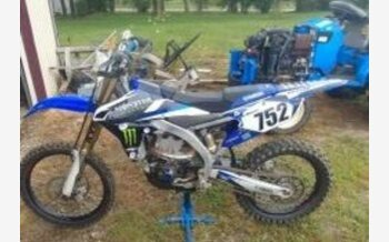 2015 Yamaha YZ450F for sale 200523376