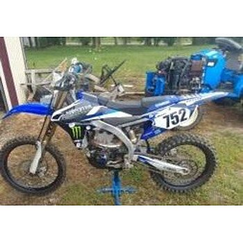 2015 Yamaha YZ450F for sale 200523376