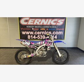 2015 Yamaha YZ450F for sale 200787582