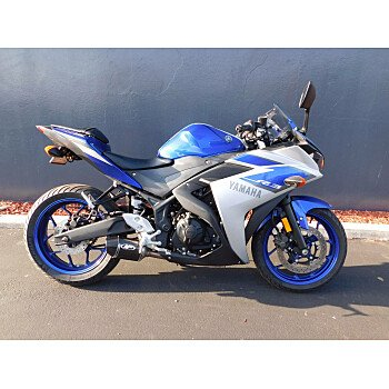 2015 Yamaha YZF-R3 for sale 200702314