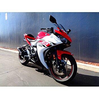 2015 Yamaha YZF-R3 for sale 200711652
