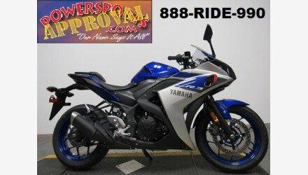 2015 Yamaha YZF-R3 for sale 200649903