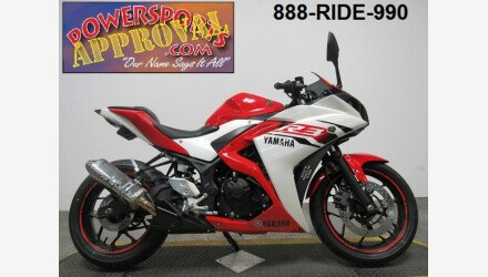 2015 Yamaha YZF-R3 for sale 200751560