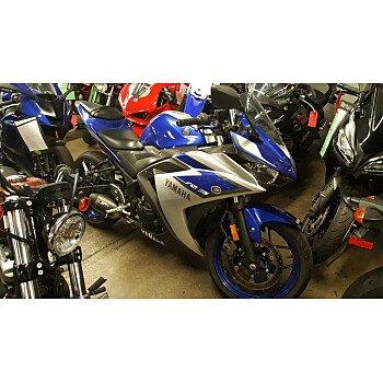 2015 Yamaha YZF-R3 for sale 200771140