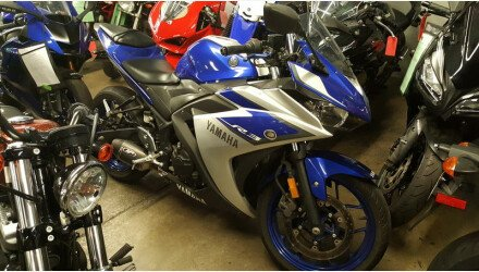 2015 Yamaha YZF-R3 for sale 200771140