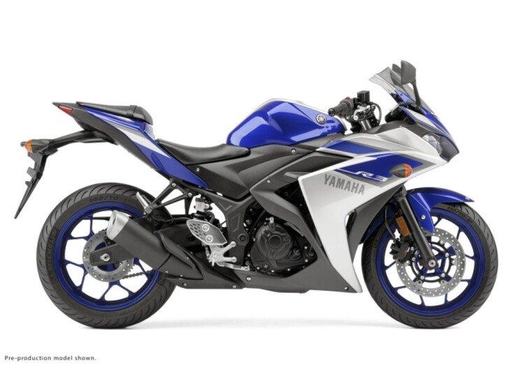 2015 Yamaha YZF-R3 for sale 201068008