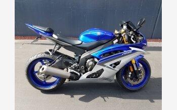 2015 Yamaha YZF-R6 for sale 200702400