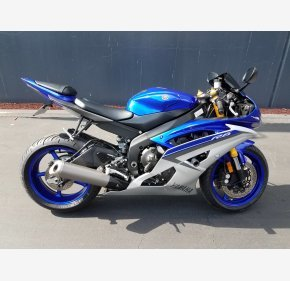 2015 Yamaha YZF-R6 for sale 200702400