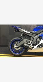 2015 Yamaha YZF-R6 for sale 200714839